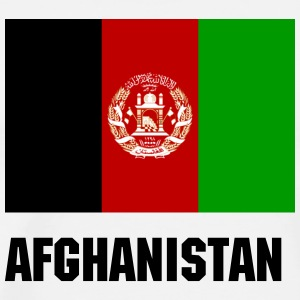 Afghanistan Flag - Men's Premium T-Shirt