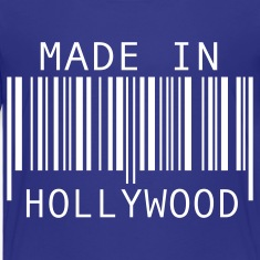 Turquoise Made in Hollywood Kids' Shirts