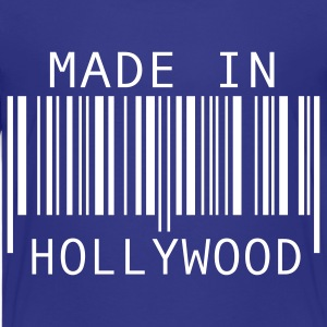 Turquoise Made in Hollywood Kids' Shirts - Kids' Premium T-Shirt