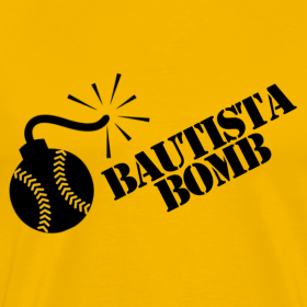 Design ~ Bautista Bomb T-Shirt (Men's)