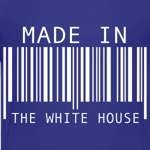 Turquoise Made in The White House Kids' Shirts - Kids' Premium T-Shirt