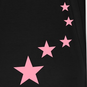Black stars T-Shirts - Men's Premium T-Shirt
