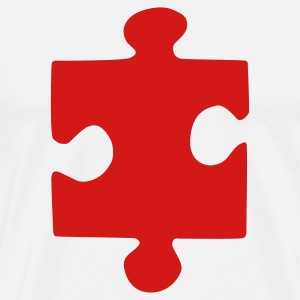 Puzzle Piece - Men's Premium T-Shirt
