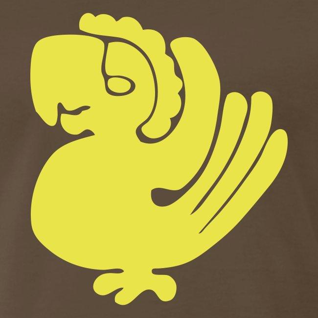 Purple Parrots Custom Team Shirt