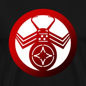 Black aztec spider - Men's Premium T-Shirt