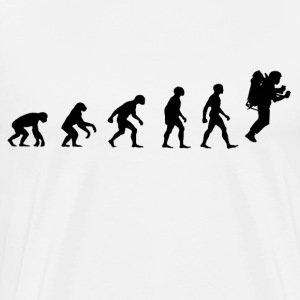 JETPACK EVOLUTION #2 - Men's Premium T-Shirt