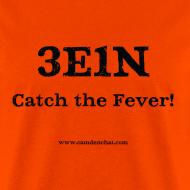 Design ~ Men's F: 3E1N (orange)