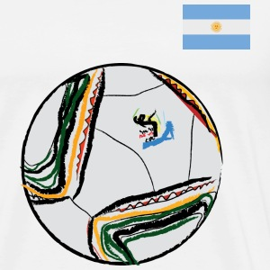 Argentina Supporter - Men's Premium T-Shirt