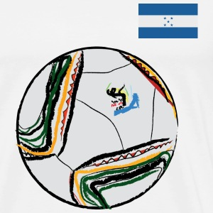 Honduras Supporter - Men's Premium T-Shirt