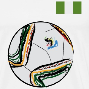 Nigeria Supporter - Men's Premium T-Shirt
