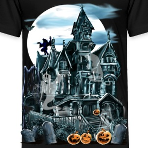 Haunted Houe - Toddler Premium T-Shirt