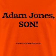 Design ~ Men's F/B: Adam Jones, SON!