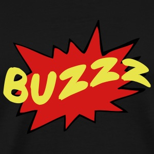 Men`s Heavyweight T-Shirt, BUZZZ vy VAN TRIBE FASHION - Men's Premium T-Shirt