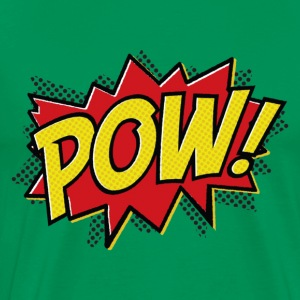 pow design - Men's Premium T-Shirt