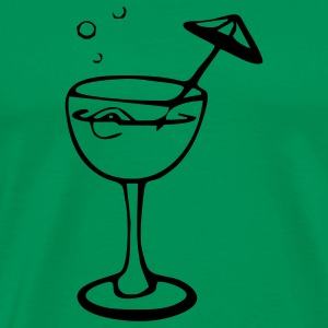 cocktail - Men's Premium T-Shirt