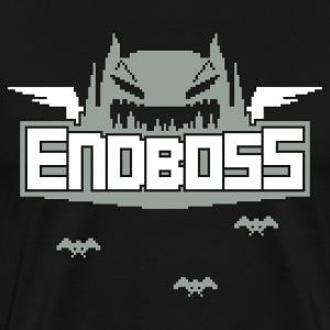 Black Endboss T-Shirts - Men's Premium T-Shirt