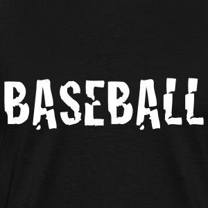Black baseball T-Shirts - Men's Premium T-Shirt