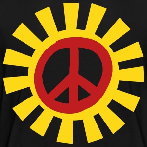 Peace and Sunshine Tee - Toddler Premium T-Shirt