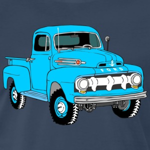 Ford F1 Truck Shirt 3XL - Men's Premium T-Shirt