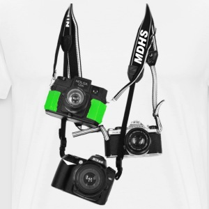 MDHS Photo Club - Men's Premium T-Shirt