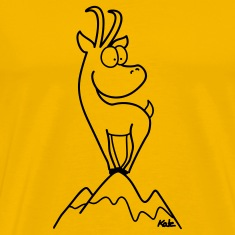 Yellow Chamois T-Shirts