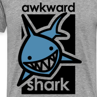 Design ~ Awkward Shark