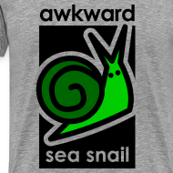 Design ~ Awkward Sea Snail