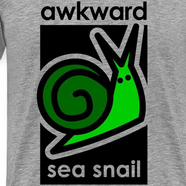 Awkward Sea Snail