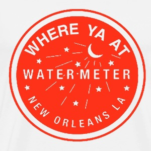 New Orleans Water Meter Cover - Men's Premium T-Shirt