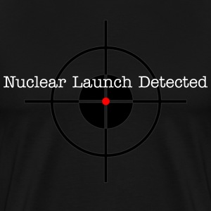 Starcraft - Nuclear Launch Detected - Men's Premium T-Shirt