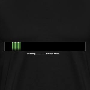 Windows Loading  - Men's Premium T-Shirt