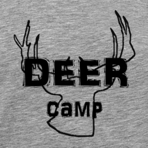 Deer Camp - Men's Premium T-Shirt