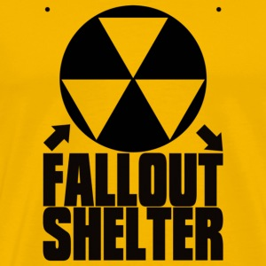Fallout_Shelter - Men's Premium T-Shirt