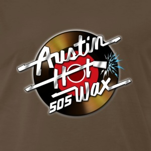 Austin Hot Wax - Men's Premium T-Shirt