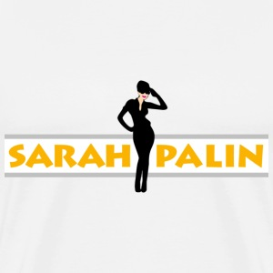 Sarah Palin - Men's Premium T-Shirt
