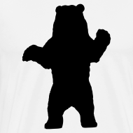 Design ~ black bear white
