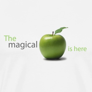Magical Apple iPad - Men's Premium T-Shirt