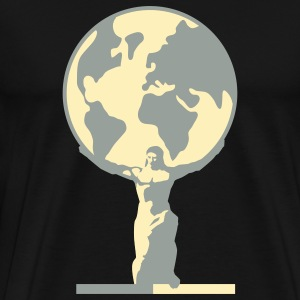 Atlas - Men's Premium T-Shirt