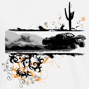 Desert Racing Apparel - Men's Premium T-Shirt