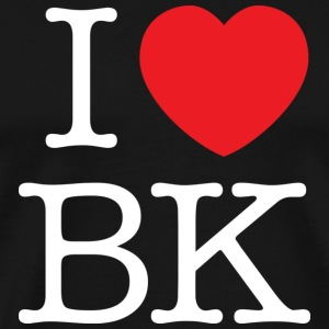 I Love Brooklyn - Men's Premium T-Shirt