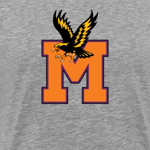 Minnesota State Screaming Eagles - TV Show Coach - Men's Premium T-Shirt