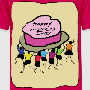 Happy Mothers Day - Kids' Premium T-Shirt