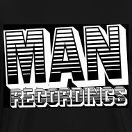 Design ~ Man Recordings Logo Remix