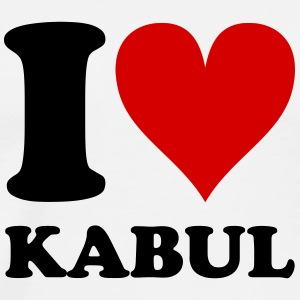 I [heart] Kabul  - Men's Premium T-Shirt