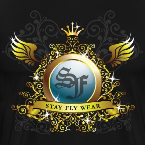 Stay Fly Wear Royalty T-Shirt - Men's Premium T-Shirt