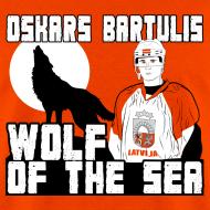 Design ~ latvian wolf