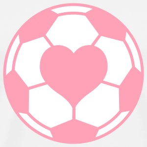 Love Soccer - Men's Premium T-Shirt