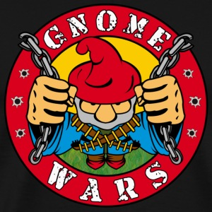 Gnome Wars - Men's Premium T-Shirt