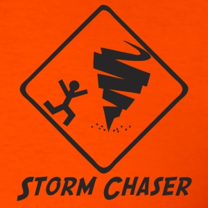 Storm Chaser - Men's T-Shirt