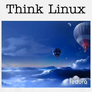 THINK LINUX #2 - Men's Premium T-Shirt